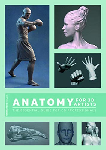 Anatomy for 3D artists - 3DTotal
